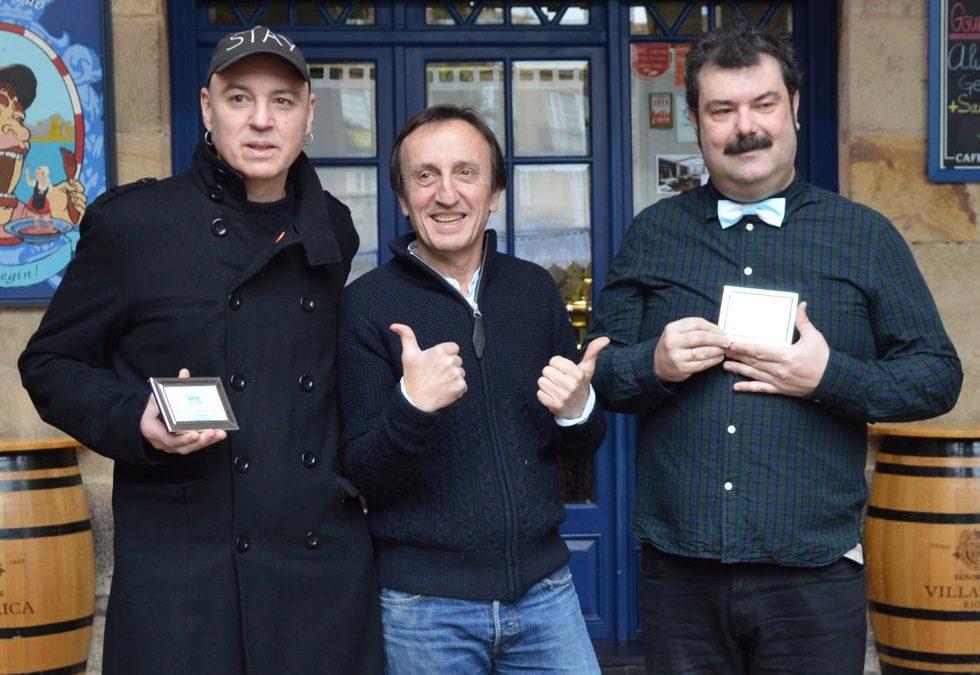 XIV Premio de Guión de Teatro Breve «Café Bar Bilbao»